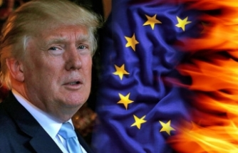 Trump şimdi de Avrupa Birliği'ni hedef aldı