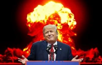 Trump'tan üçüncü dünya savaşı uyarısı!