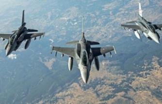 Türk Kartalları gökyüzünde: TSK açıklama yaptı