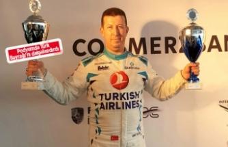 Ülkü'den tarihi Nürburgring pistinden iki kupa