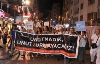 17 Ağustos felaketi İzmir'de unutulmadı