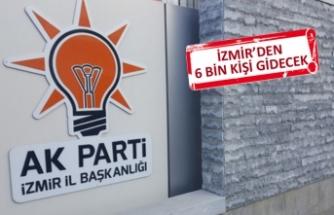 AK Parti İzmir, Ankara'ya çıkarma yapacak
