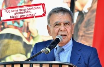 Başkan Kocaoğlu'ndan 'tasarruf' vurgusu
