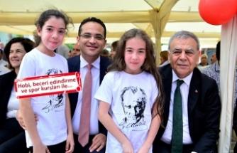 Bornova Belediyesi'nden çocuklara dev yatırım!