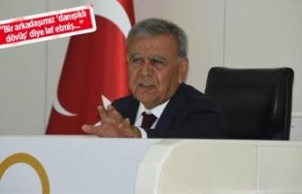 Kocaoğlu, Dağ'a tepki gösterdi: Bunu siyasi malzeme yapmayın