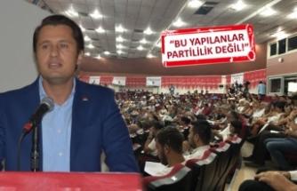 CHP İzmir İl Danışma Kurulu, Kültürpark'ta toplandı
