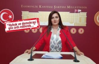 CHP Kılıç'tan hükümete uyarı