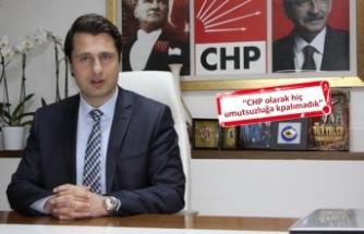 CHP'li Yücel'den 'birlik beraberlik' mesajı