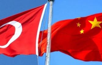 Çin'den Türkiye açıklaması