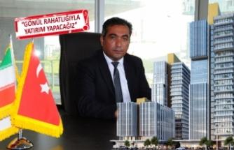 """""""Emlak Fuarı, İran ve Türkiye arasında yeni bir köprü olacak"""""""