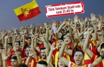 Göztepe, Galatasaray'a konuk olacak