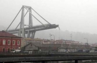 İtalya'da facia! Köprü çöktü, 22 kişi hayatını kaybetti!