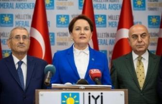 İYİ Parti'den 'TBMM toplansın' çağrısı