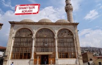İzmir'de bayram namazı saat kaçta kılınacak?