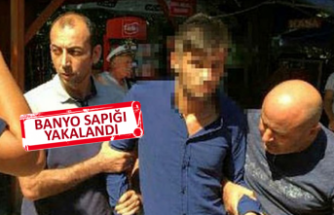 İzmir'de de olaya karışmış!