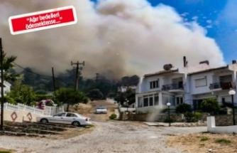 İzmir'de ormana komşu olanlara hayati uyarı!