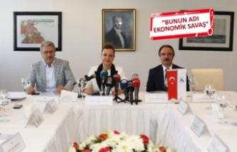İzmir'de rektörler ve STK başkanlarından ekonomi çıkışı