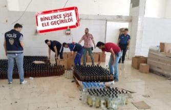 İzmir'de sahte içkiye bir darbe daha!