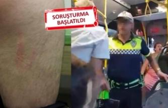 İzmir'de trafik polisi, kendisine saldıran köpeği vurdu