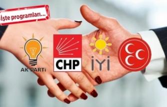 İzmir siyasetinin bayram programı belli oldu
