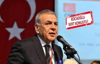 Kocaoğlu'ndan CHP Genel Merkezi'ne sert eleştiri