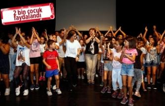 Konak'ta yaz okullarına yoğun ilgi