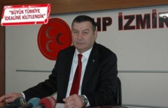 MHP İzmir İl Başkanı Karataş'tan bayram tebriği