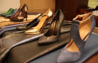 Milyonlarca dolarlık ayakkabı ihraç edildi!