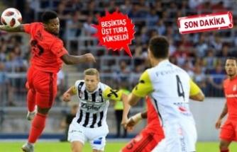 Negredo Beşiktaş'ı ipten aldı