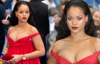Polis Rihanna'nın evine helikopterle geldi!