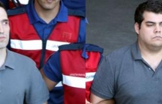 Tutuklu Yunan askerleri için flaş karar!