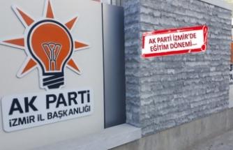 "AK Parti İzmir, ""Akademi"" kurdu"