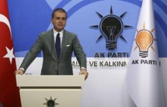 AK Partili Çelik'ten yerel seçim açıklaması