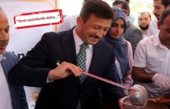 AK Partili Dağ'dan 'ittifak' mesajı