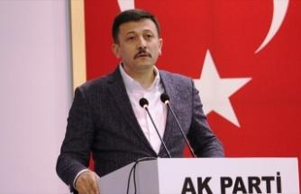 AK Partili Hamza Dağ'dan Kocaoğlu'na hizmet tepkisi