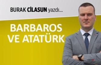 """""""Barbaros ve Atatürk"""""""