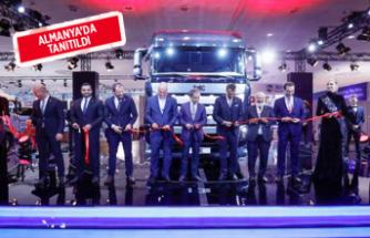 BMC'nin yeni kamyonu Tuğra, yollarda