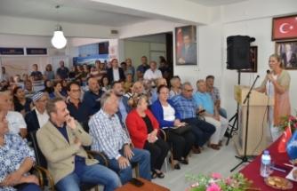 Bölünmez Çankırı, ilçe teşkilatlarıyla buluştu