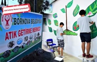 Bornova Belediyesi'nden örnek proje!