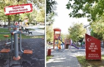 Bornova Belediyesi'nden 'park' hamlesi