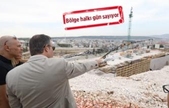 Buca Belediyesi o projeler için tempo artırdı