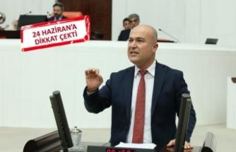 CHP'li Bakan, bütçe açığını Meclis'e taşıdı