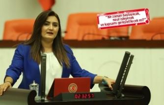 CHP'li Kılıç 'ek gösterge' sözünün takipçisi