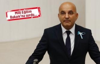 CHP'li Polat, 'otizmli öğrencileri' TBMM gündemine taşıdı
