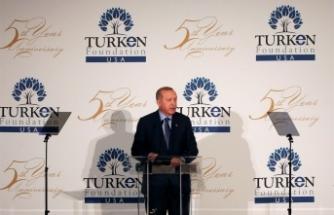 Cumhurbaşkanı Erdoğan'dan BM çıkışı!