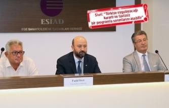 ESİAD Üyeleri Yeni Ekonomi Programı'nı değerlendirdi