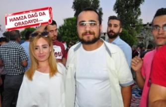 Adana 01 ekibi, Bayraklı'da gençlerin misafiri oldu