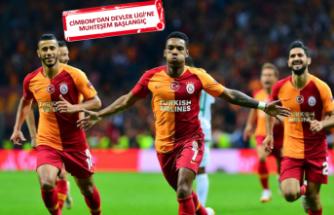 Galatasaray 3-0 L. Moskova