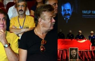 Gözyaşları sel oldu! Yakup Yavru'nun tabutu 'Emek Ödülü'nün yanına kondu