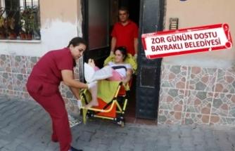 Hasta nakil hizmeti, vatandaşlardan takdir topladı
